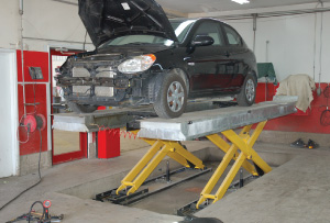 Autobody Alignment Rack